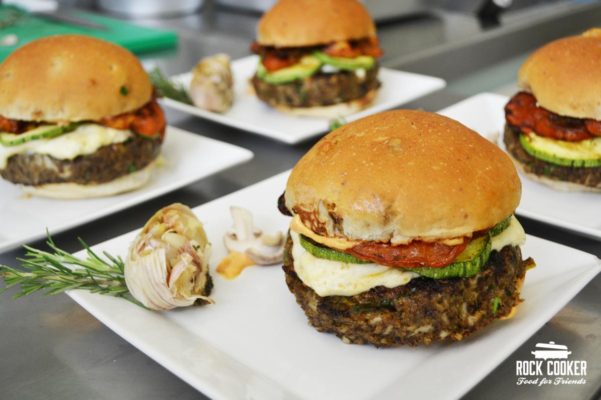 Curso Hambúrguer Gourmet
